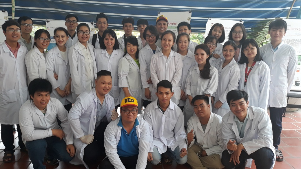 Natural Science Experience Day at University of Education, The University of Da Nang