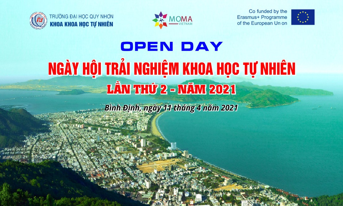 The 2nd Experience Science Open Day at Quy Nhon University