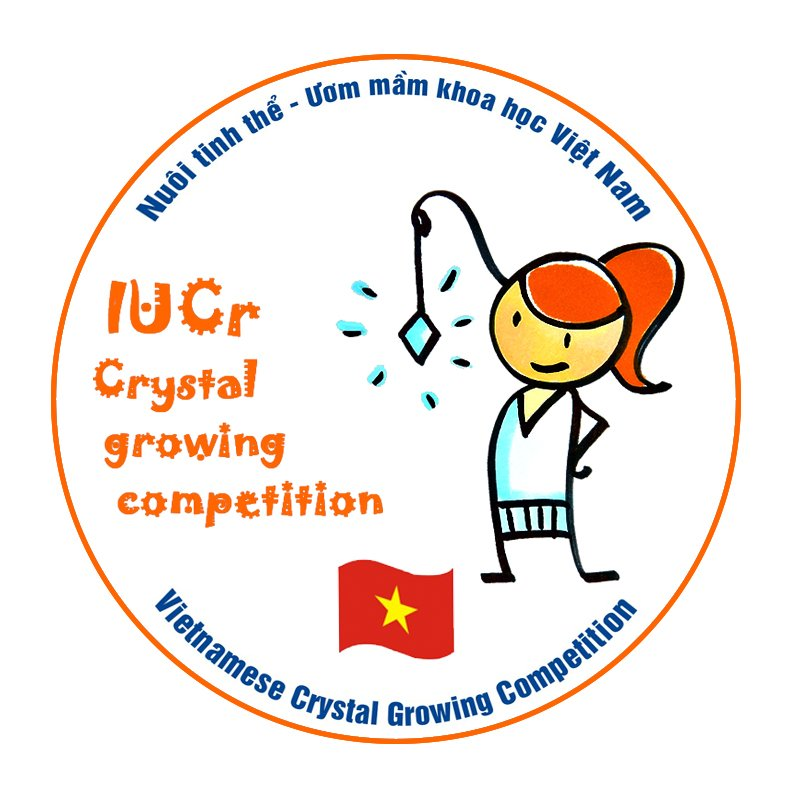 ANNOUNCEMENT OF THE CRYSTAL GROWING COMPETITION CGC VIETNAM 2021-2022